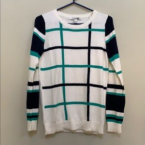 Forever 21 checkered sweater